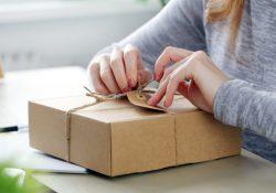 Skicka paket